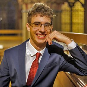 Johannes Lamprecht, Orgel