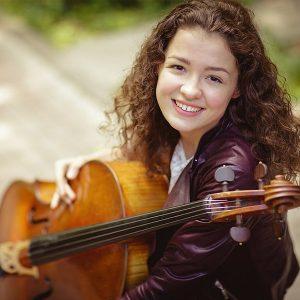 Anastasia Kobekina, Violoncello